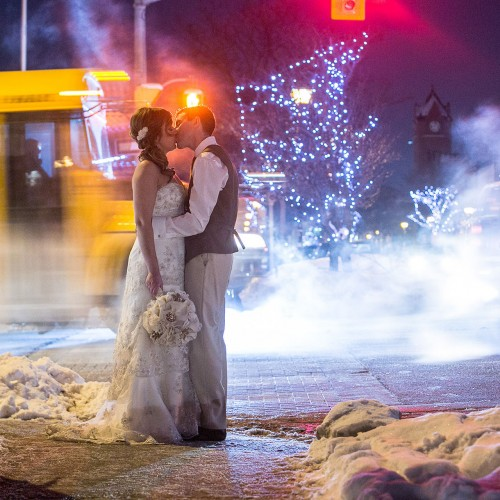 Waterloo Wedding Photographers | Emily + Sam: One Year Already!