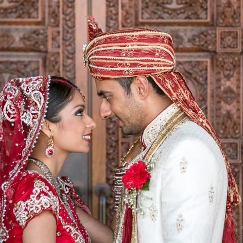 Brampton Indian Wedding Photographers   Richa + Vishal: One Year Already!