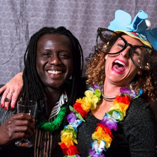 Kitchener Wedding Photographers | Allana + Pete: PhotoBooth!