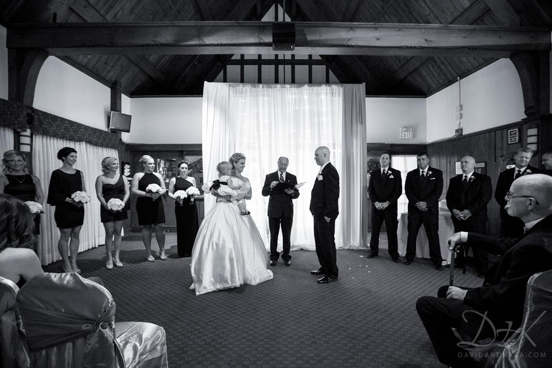 Kitchener Wedding Photographers Allana Pete S Westmount Golf Amp Country Club Wedding David