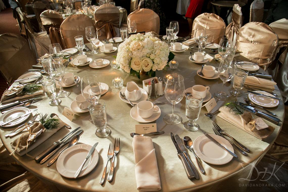 Kitchener wedding photographers allana pete s westmount golf
