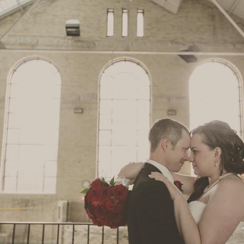 London Wedding Photographers | Amanda + Deverall: Married!