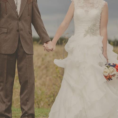 Destination Wedding Photographers | Brittany + Garrett: Married in Wisconsin!