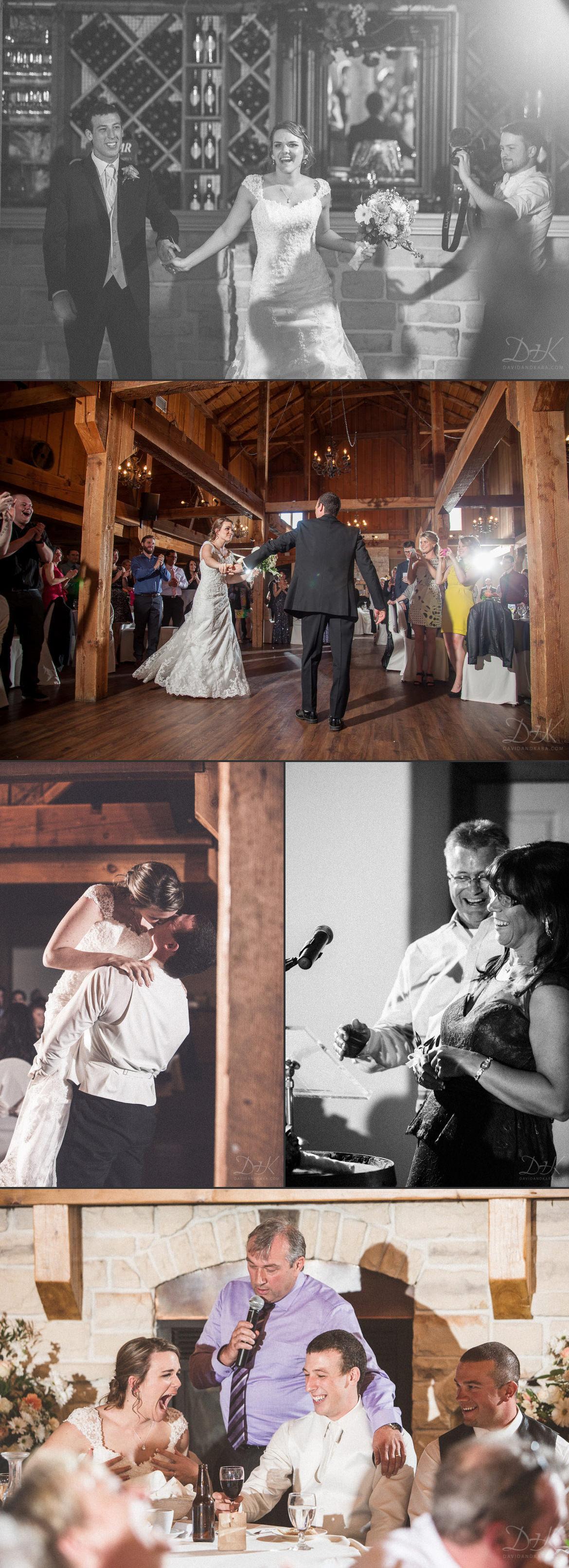 London Wedding Photographers Christina Tanner S Bellamere Winery Amp Event Centre Wedding