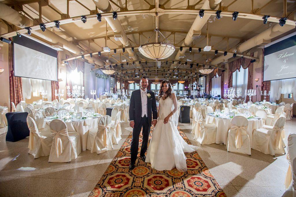 hamilton wedding photographers liuna station wedding